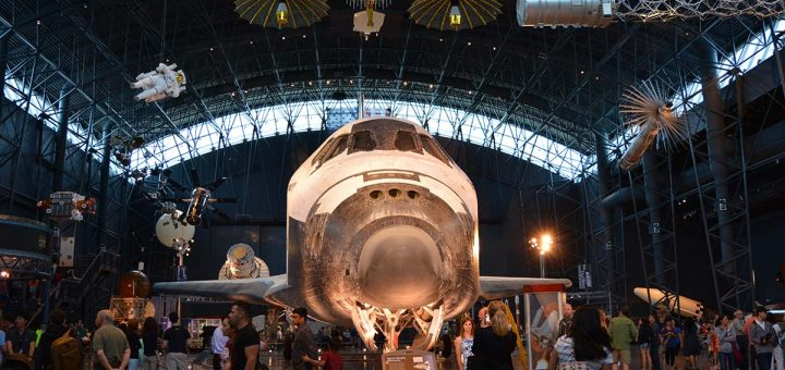 smithsonian space museum